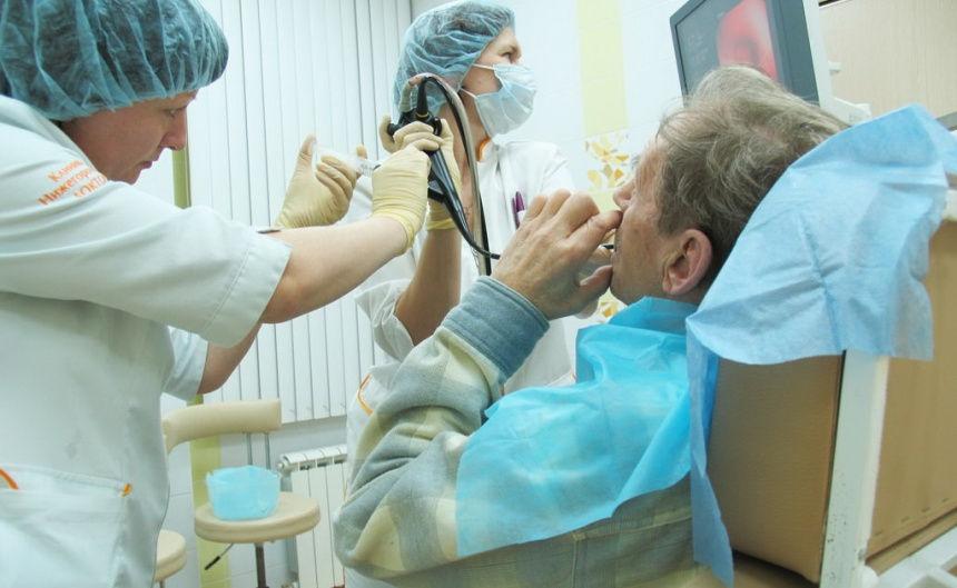 Трансбронхиальная биопсия