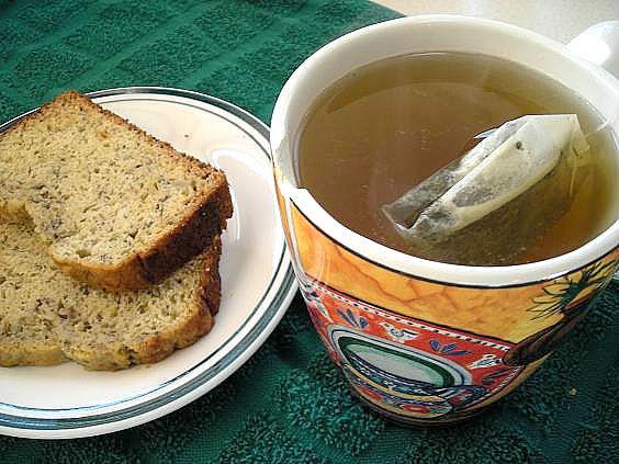 Чай и хлеб