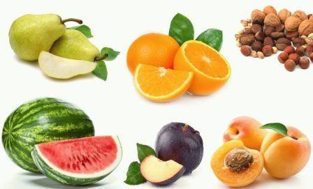Продукты для снижения уровня мочевой кислоты