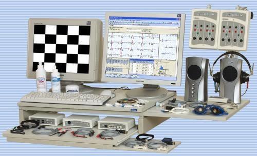 Аппарат для проведения электронейромиографии