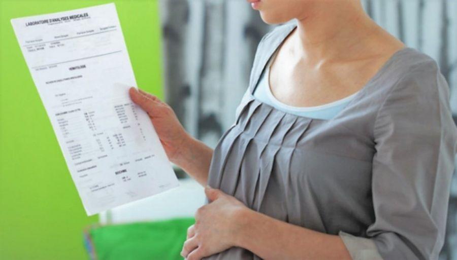 Результаты анализов при беременности