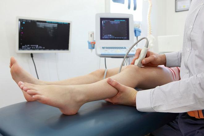 УЗИ коленных суставов
