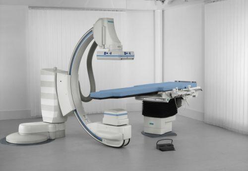 Рентген-аппарат для обследования сосудов