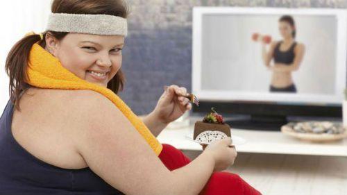 Ожирение и злоупотребление сладким