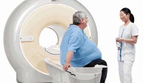 МРТ для полных людей