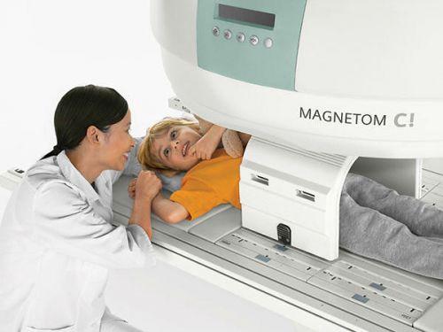 МРТ открытого типа детям