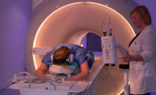 Наушники при МРТ
