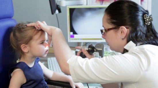 Эндоскопия носа у детей