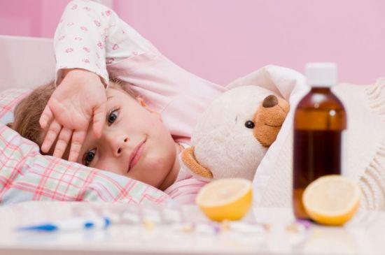 Ребенок болеет