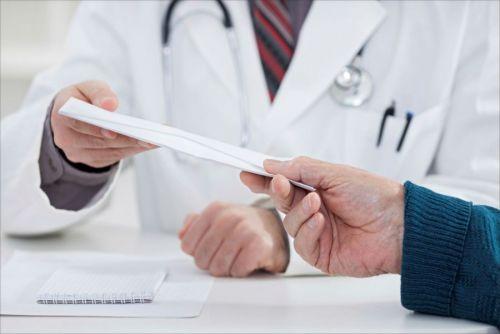 Направление от врача