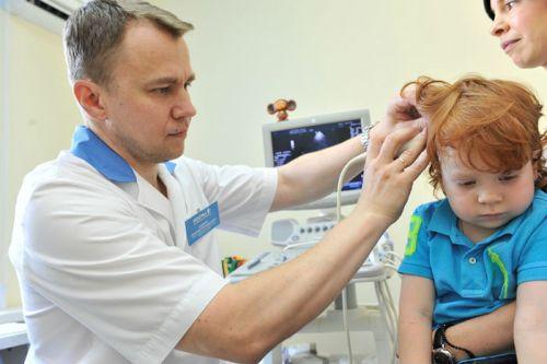 УЗИ мозга ребенку