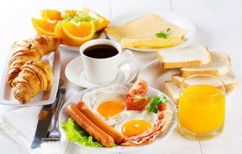 Питательный завтрак