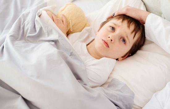 Ацетонемический синдром у ребенка