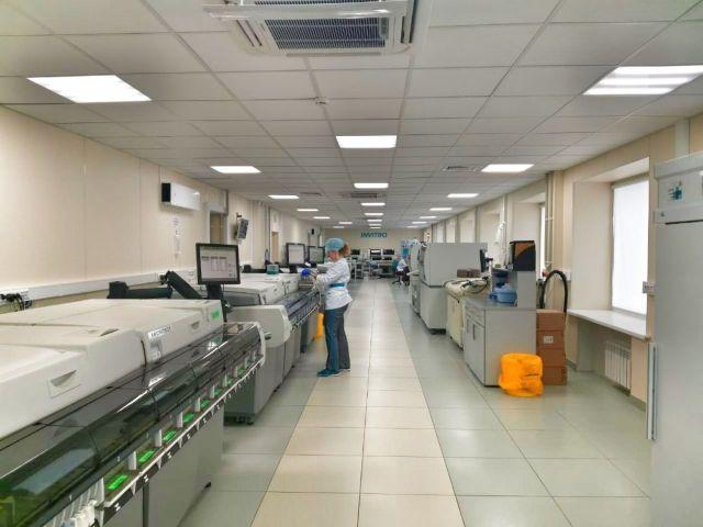 Лаборатория Инвитро