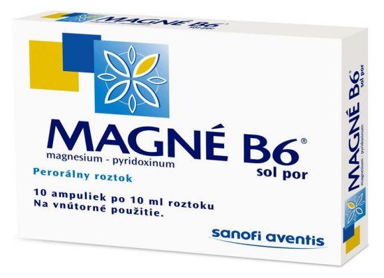 Магне - B6