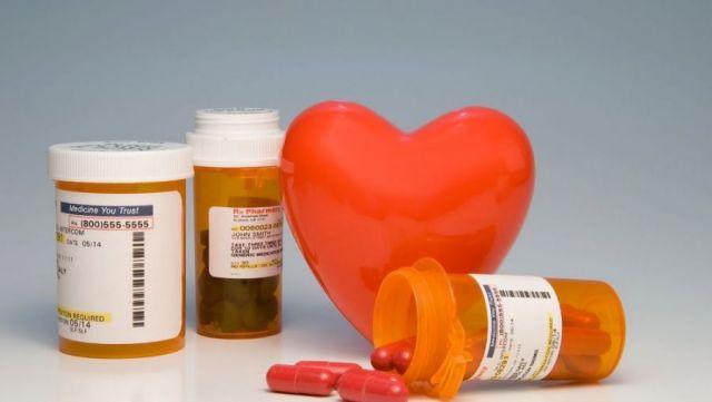 Таблетки для сердца