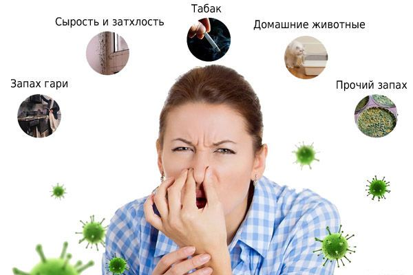 Плохие запахи