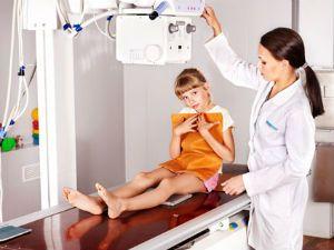 Цистография у ребенка