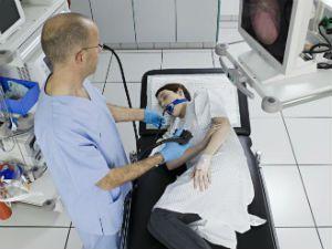 Гастроскопия желудка под наркозом