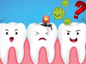 Зубная боль при коронавирусе