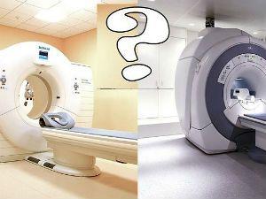 КТ или МРТ