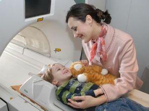 МРТ детям