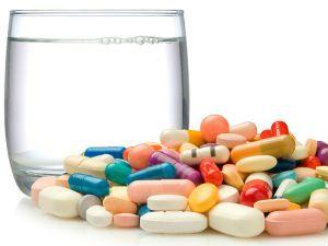 Лекарства для очищения перед колоноскопией