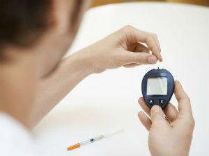 Измерение сахара в крови у мужчин