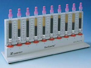 Определение СОЭ в анализе крови