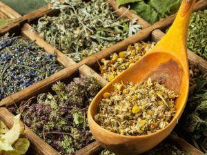 Лекарственные травы