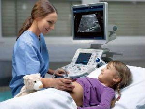 УЗИ органов брюшной полости ребенку