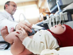 УЗИ брюшной полости у ребенка