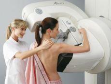 Цифровая маммография