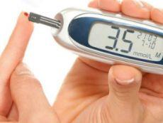 Падение уровня сахара в крови