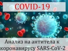 Анализ на антитела к коронавирусу